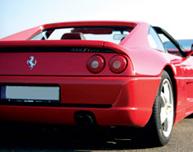Ferrari mieten und selber fahren