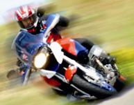 Motorrad mieten, Enduro, Trike fahren