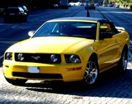 Ford Mustang mieten und fahren