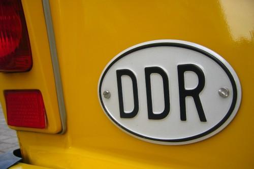 DDR-Nostalgie bei einer Trabi-Fahrt erleben